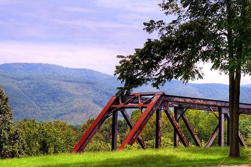 The Old Rail Trestle