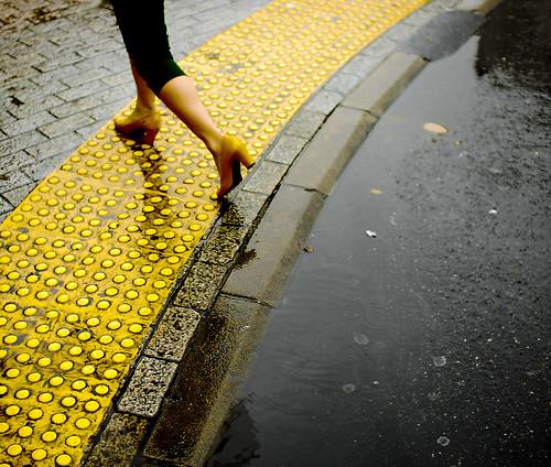 Lineas amarillas