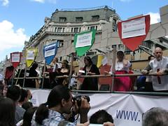 UK Civil Servants, at London Pride, 2008