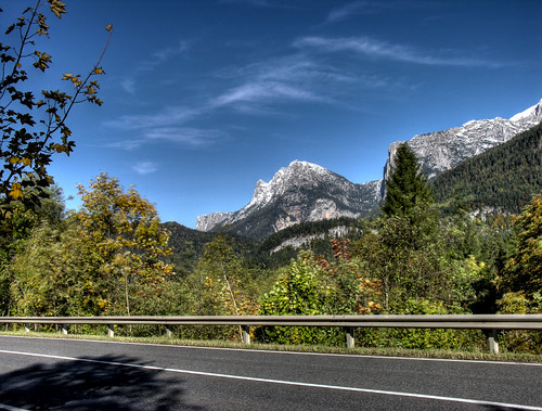 Alps - HDR