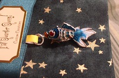 Jointed Blue Enamel Koi.jpog