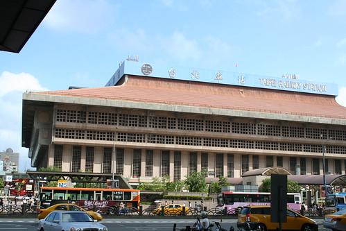 Taipei main stations