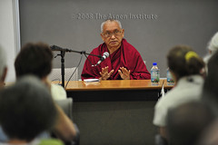 The Dalai Lama at the Aspen Institute (July 23...