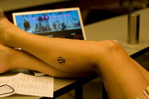 Gwendolyn Alley - Wordcamp Legs