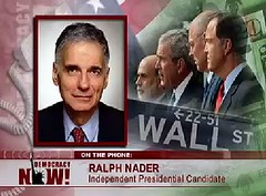 Why Is There Need for a Bailout? - Nader