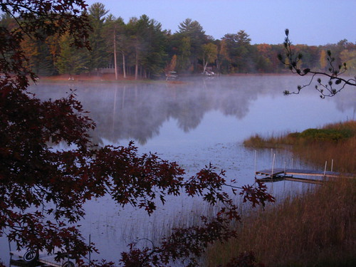 Morning at Chain Lake