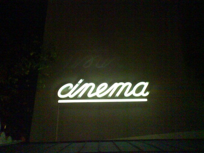 cinema by caixa de luz, on Flickr