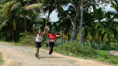 """""""Runners just do it - they run for the finish line even if someone else has reached it first.""""  ~ Author Unknown"""