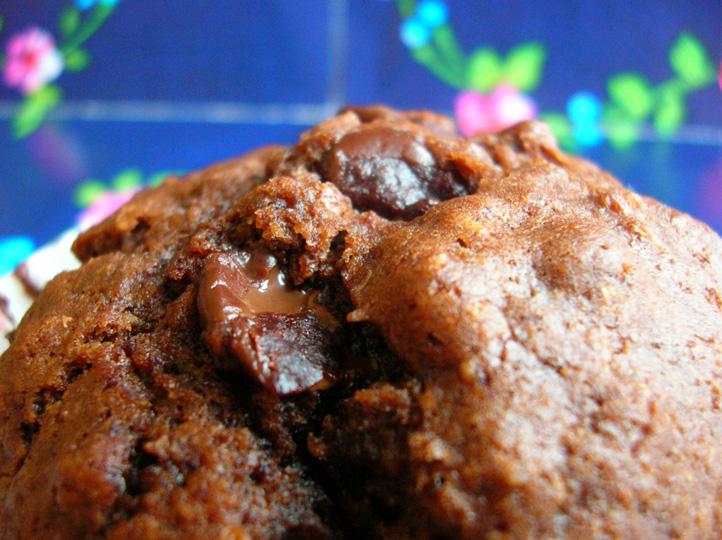 Nigella's Choco Muffins 03