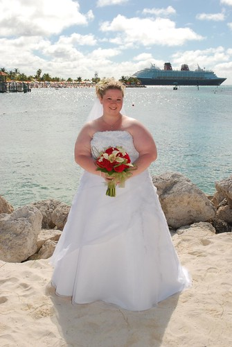 Me on My Wedding Day!