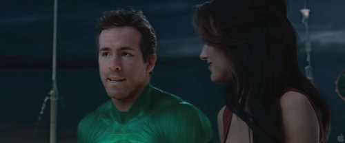 Hal and Carrol Green Lantern