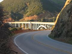 Bixby Bridge, along Highway 1