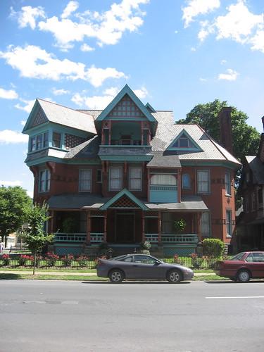 E. A. Rowley House 3 - 707 West Fourth Street