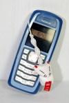伏見稻荷大社的可愛小狐手機吊飾,話說我已經好幾年沒掛過手機吊飾了