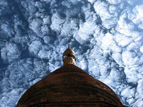 Nubes sin retoques