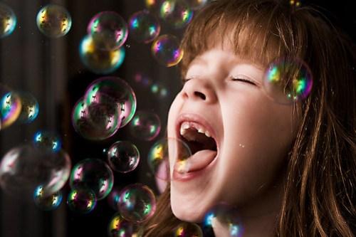 Bubble Eater