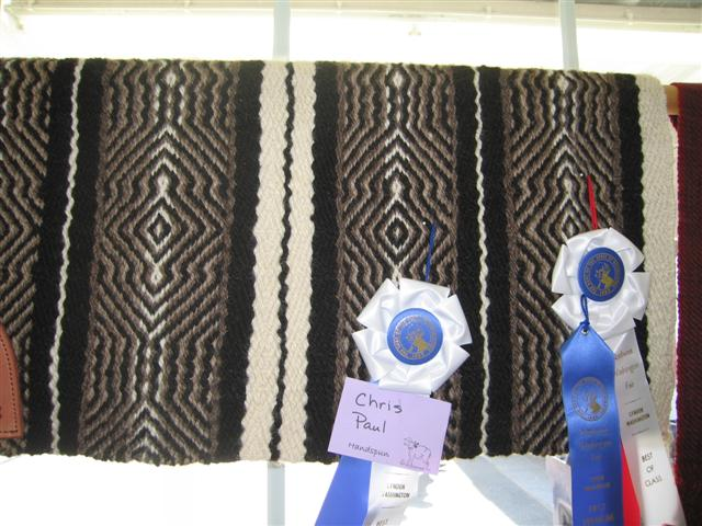 Wool Show big Winner