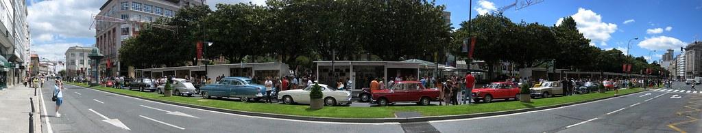 Los Cantones Rally Teresa Herrera panorama