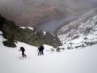 Travesía Invernal Sierra de Béjar 2008