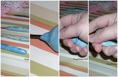Polymer Clay Hooks
