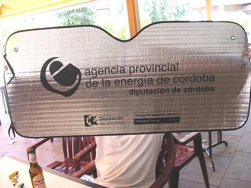 Parasol Agencia Provincial de la Energ�a