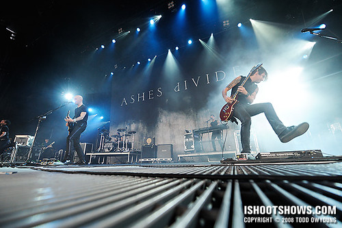Ashes Divide @ Projekt Revolution