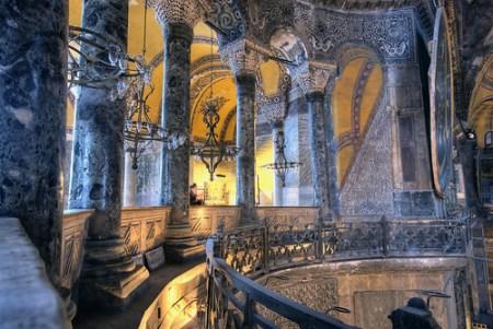 αγία σοφία βυζαντινή αναγέννηση