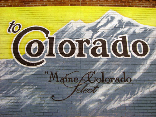 To Colorado