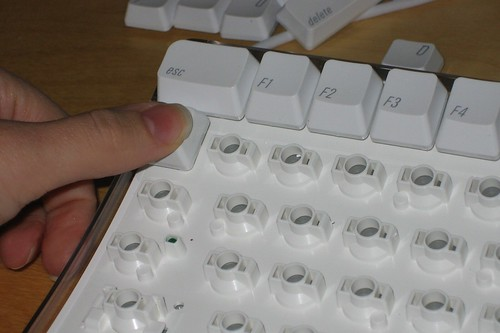 keyboard cleaning!