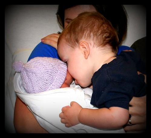 Kissin' His Sister