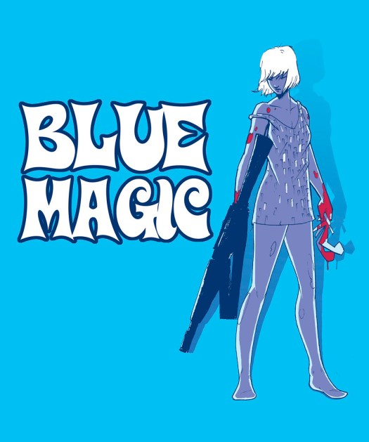 Guns N' Honey : Blue Magic
