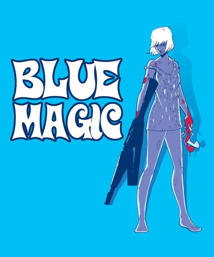 Guns N' Honey : Blue Magic