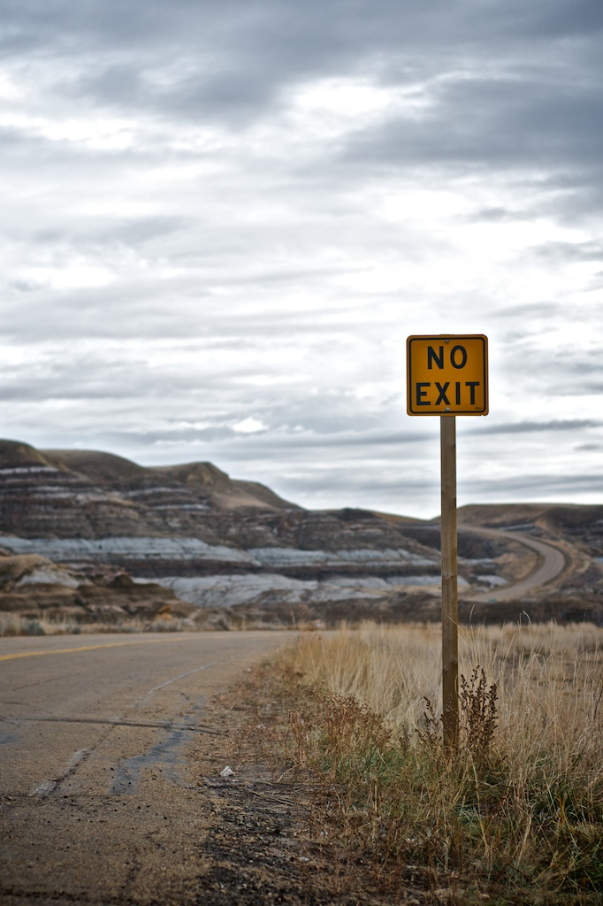 Drumheller Revisited