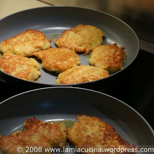 Backers Kartoffelpuffer Reibekuchen