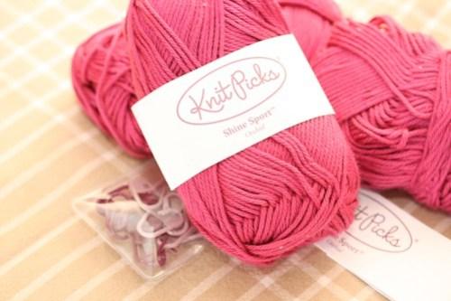 Knit Picks - Shine Sport