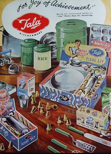 Vintage Tala advert