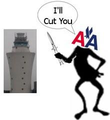 American Cuts Flights at LaGuardia