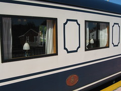 El Transcantabrico - a luxury train in Spain, ...