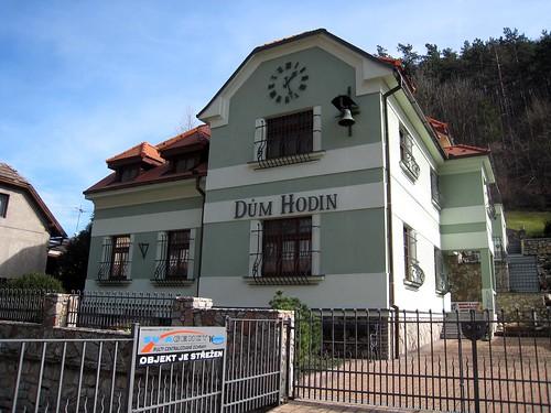 Dům Hodin, Karlštejn