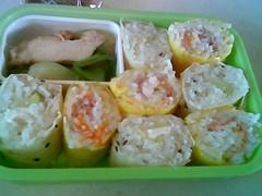 Sushi Bento, 09.27