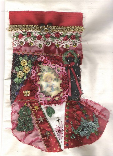 RR Maria's stocking
