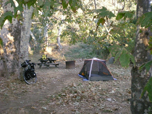 Leo Carillo Campground