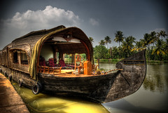Indian House Boat