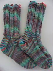 Sockapalooza4 socks for me