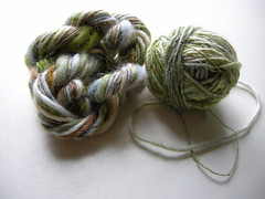 spindlespun BFL Cricket