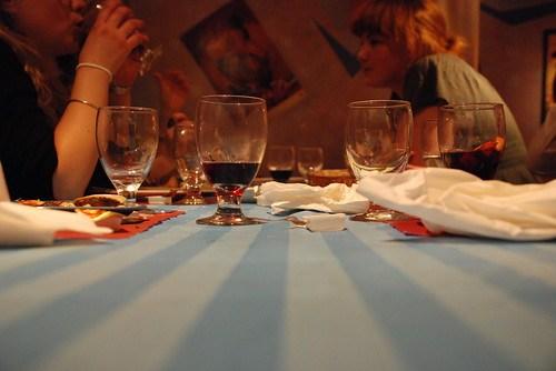 Tapas table