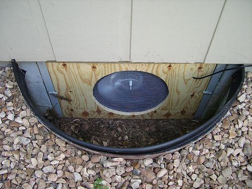 Crawl Space Ventilation