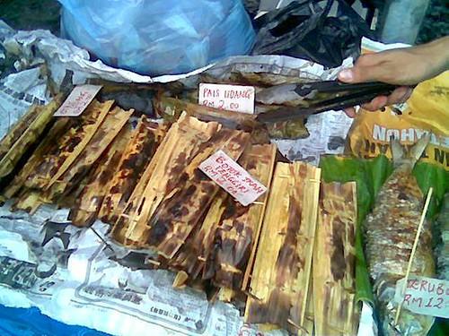 Sibu Ramadhan stall - pais and others