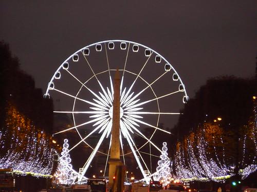 Vue du Rond-Point des Champs-Elysées