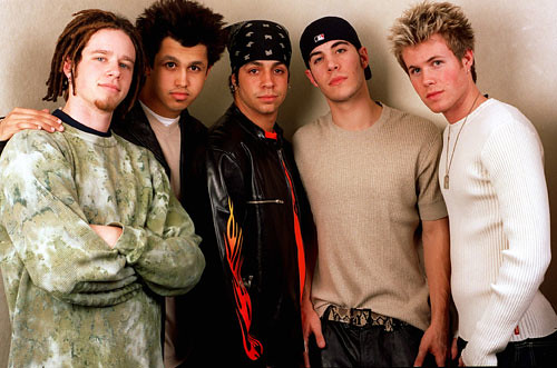 Boy Band O-Town